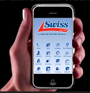Swiss Cleaners - Celebrates 100 Years!Love Swiss Cleaners